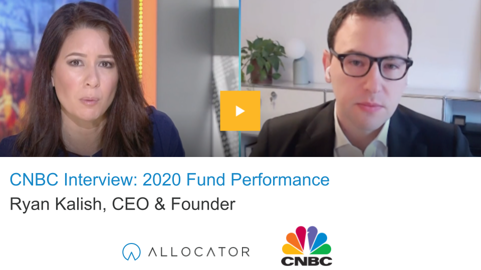 CNBC Interview with the CEO and Founder at Allocator