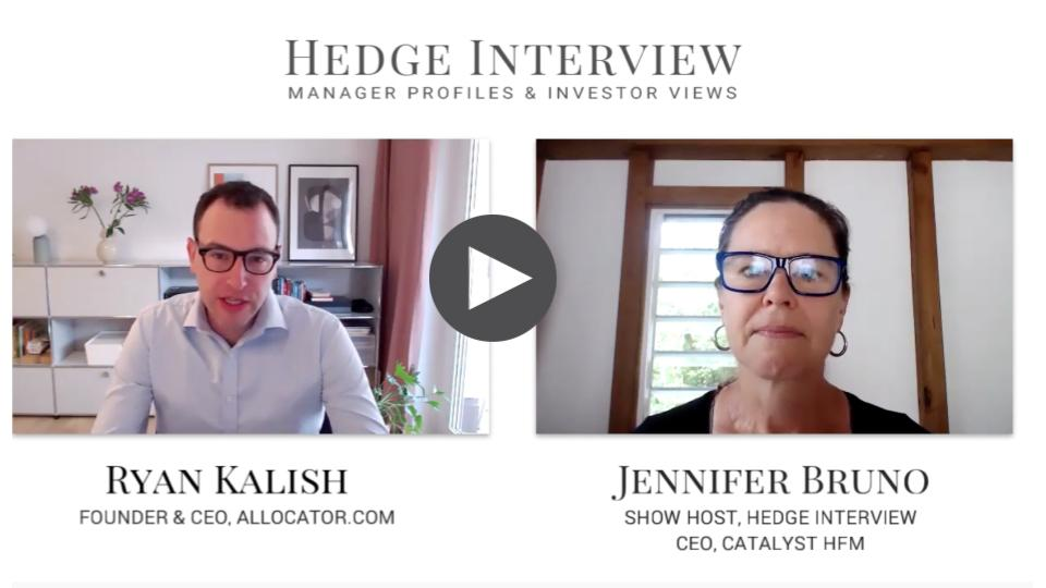 Watch the Hedge Interview - Automating Data Management for Investors