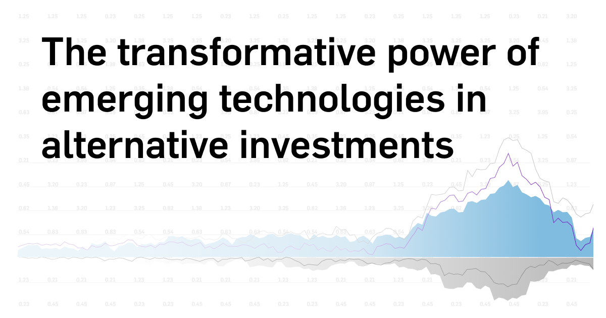 The transformative power of technology in alternative investments