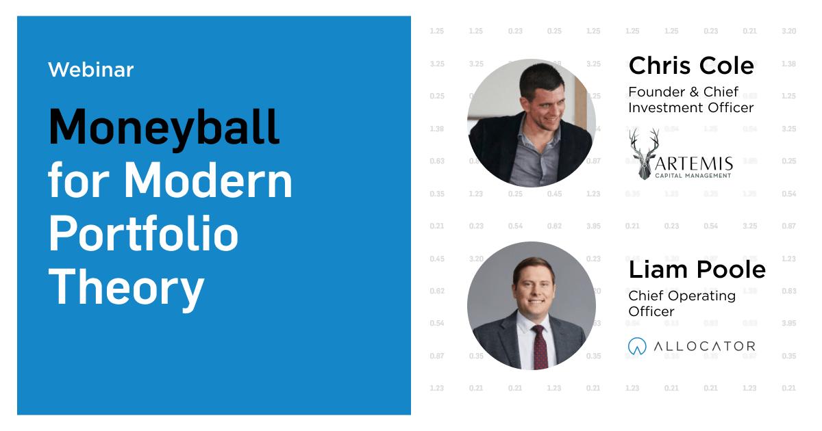 Moneyball for modern portfolio
